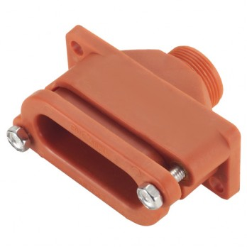 Cable gland 55x18 with union for PG21 connection